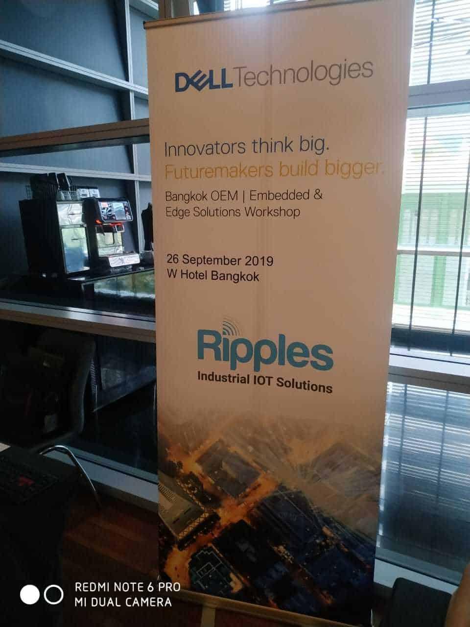 Dell EMC - hospital indoor positioning, asset tracking, environment monitoring solutions