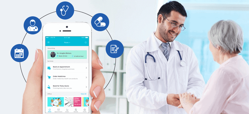Smart Hospital ERP Software | Inventory Management & Asset Tracking
