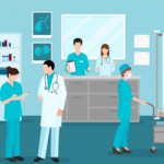 nursing Workflow Monitoring medical rounds in hospitals