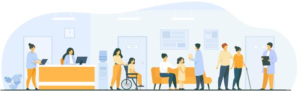 SA-Vikas - hospital management ERP software modules