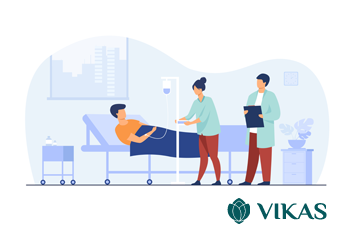 Vikas - Patient care management software - hospital management system Malawi, Gambia