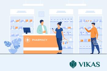 Hospital Pharmacy management billing, inventory tracking, optimisation software India