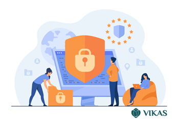 ERP for hospitals, web security, GDPR compliance